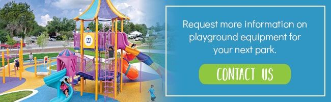 Contact Miracle Recreation For Park Playground Equipment