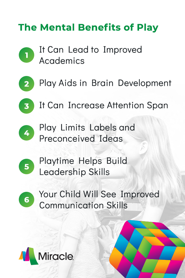 The Mental Benefits Of Play