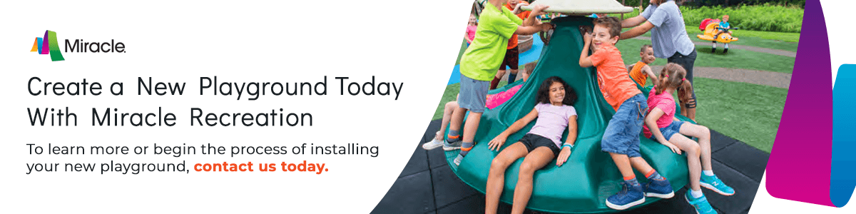 Create A New Playground Today With Miracle Recreation