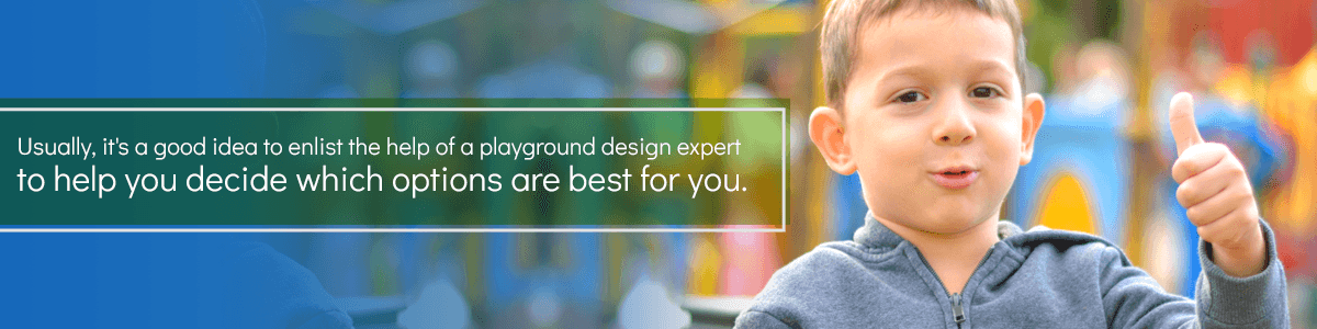 Enlist The Help Of A Playground Design Expert