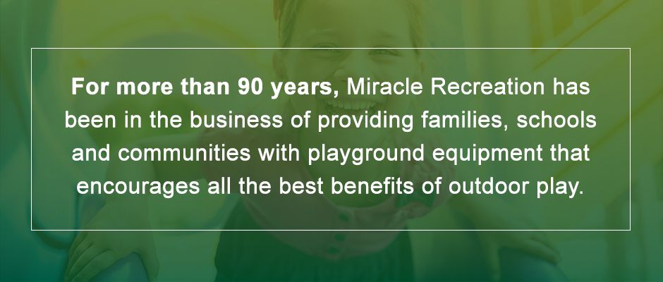 Miracle Recreation Has Brought Play To Kids For More Than 90 Years
