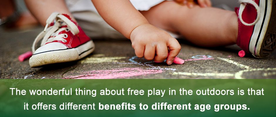 Play Offers Benefits To Different Age Groups