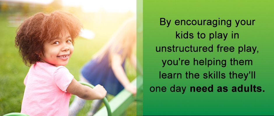Encouraging Kids To Play