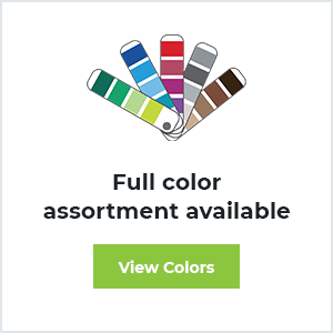 full color assortment available button