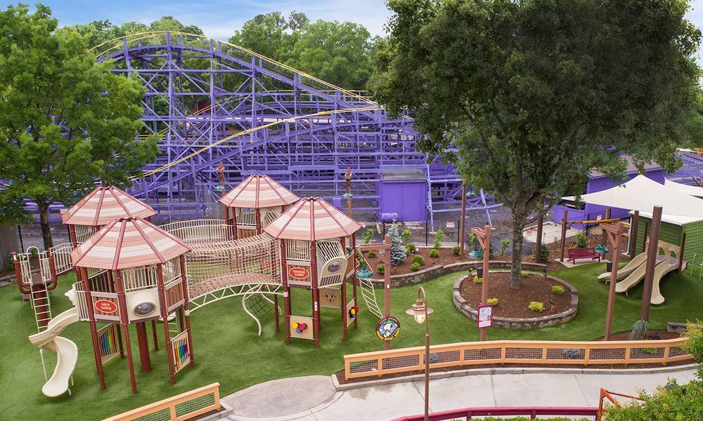 Landscape Architect Playground Equipment Designs For Landscape