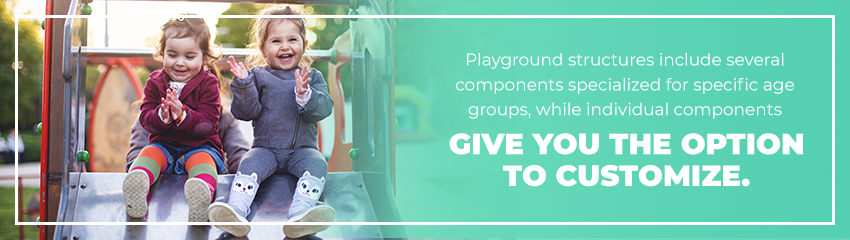 Customize Your Public Park Playground