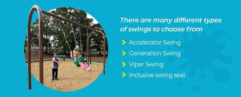 Many Types Of Swings