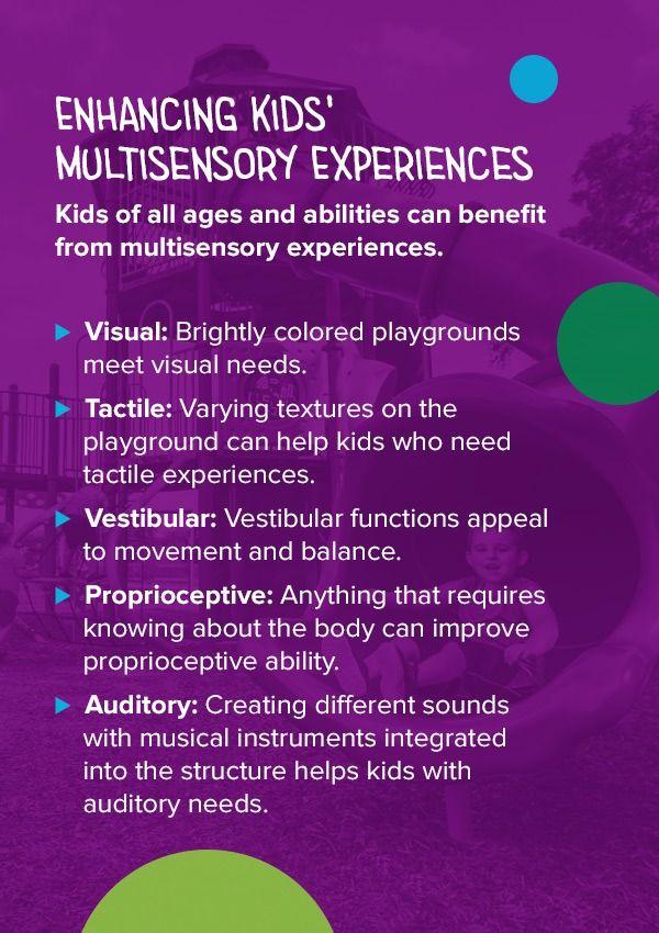 Creating Multisensory Experiences