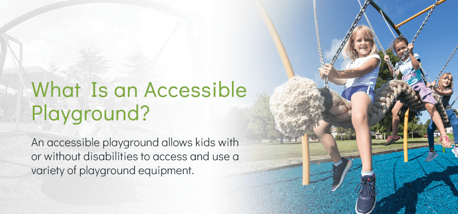 What Is An Accessible Playground?