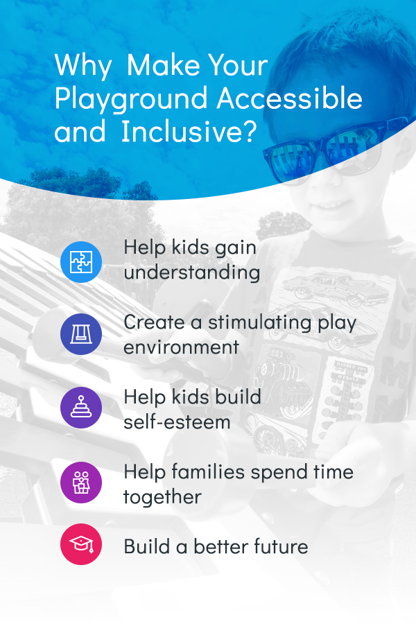 Why Make Your Playground Accessible And Inclusive?