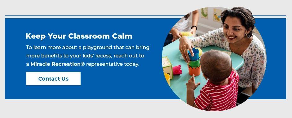 Keep Your Classroom Calm