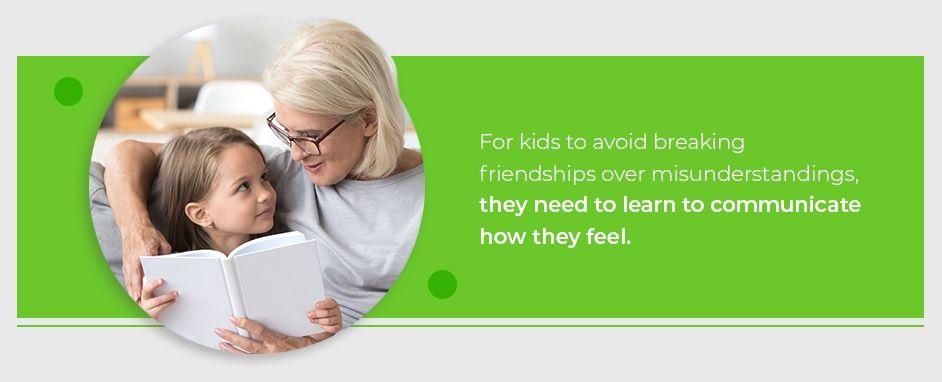 Kids Need To Communicate How They Feel