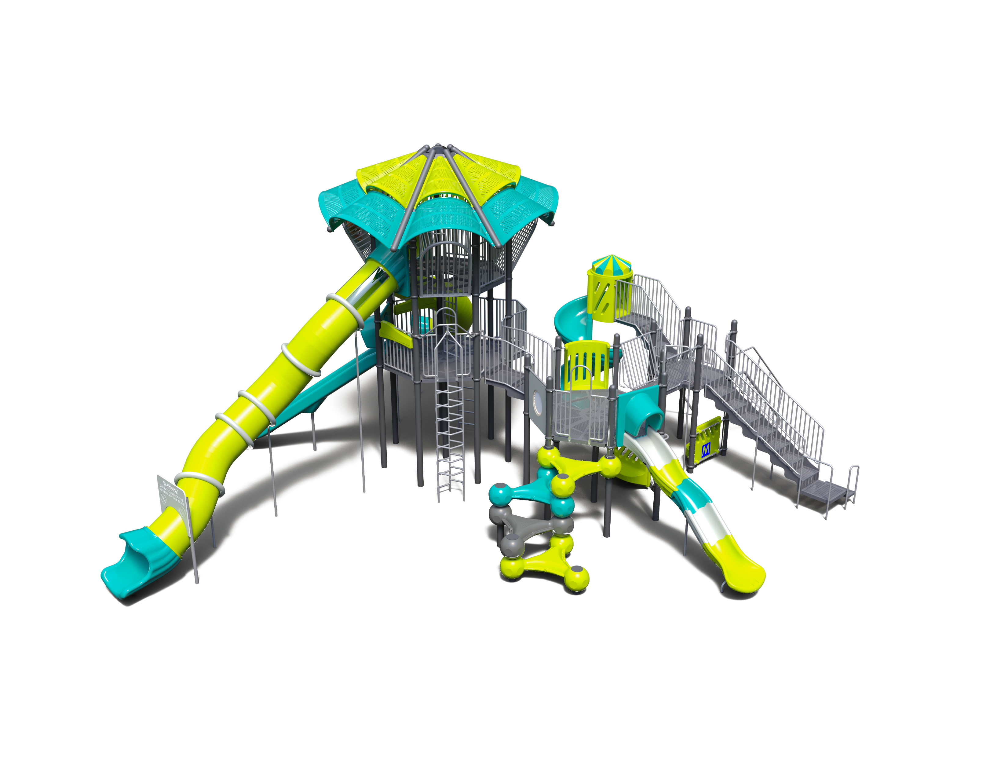 Mega Tower Structure (714S617)