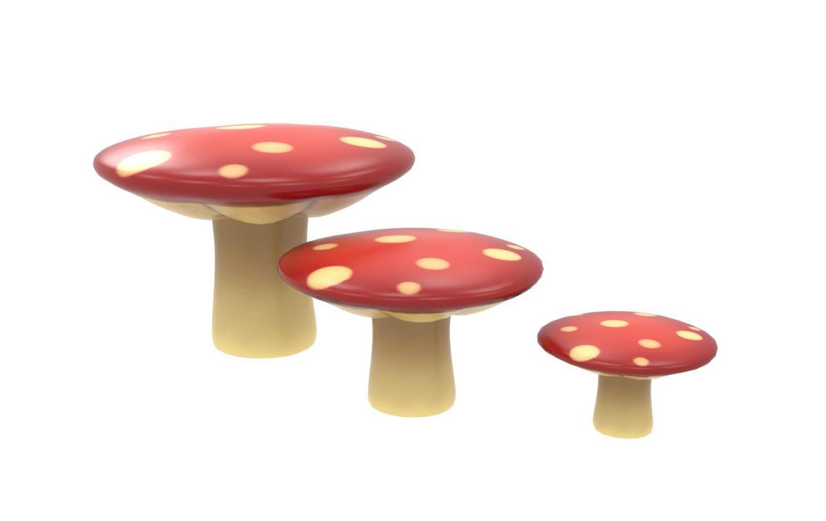 Mushroom Path Stepper (MRTP2023M)