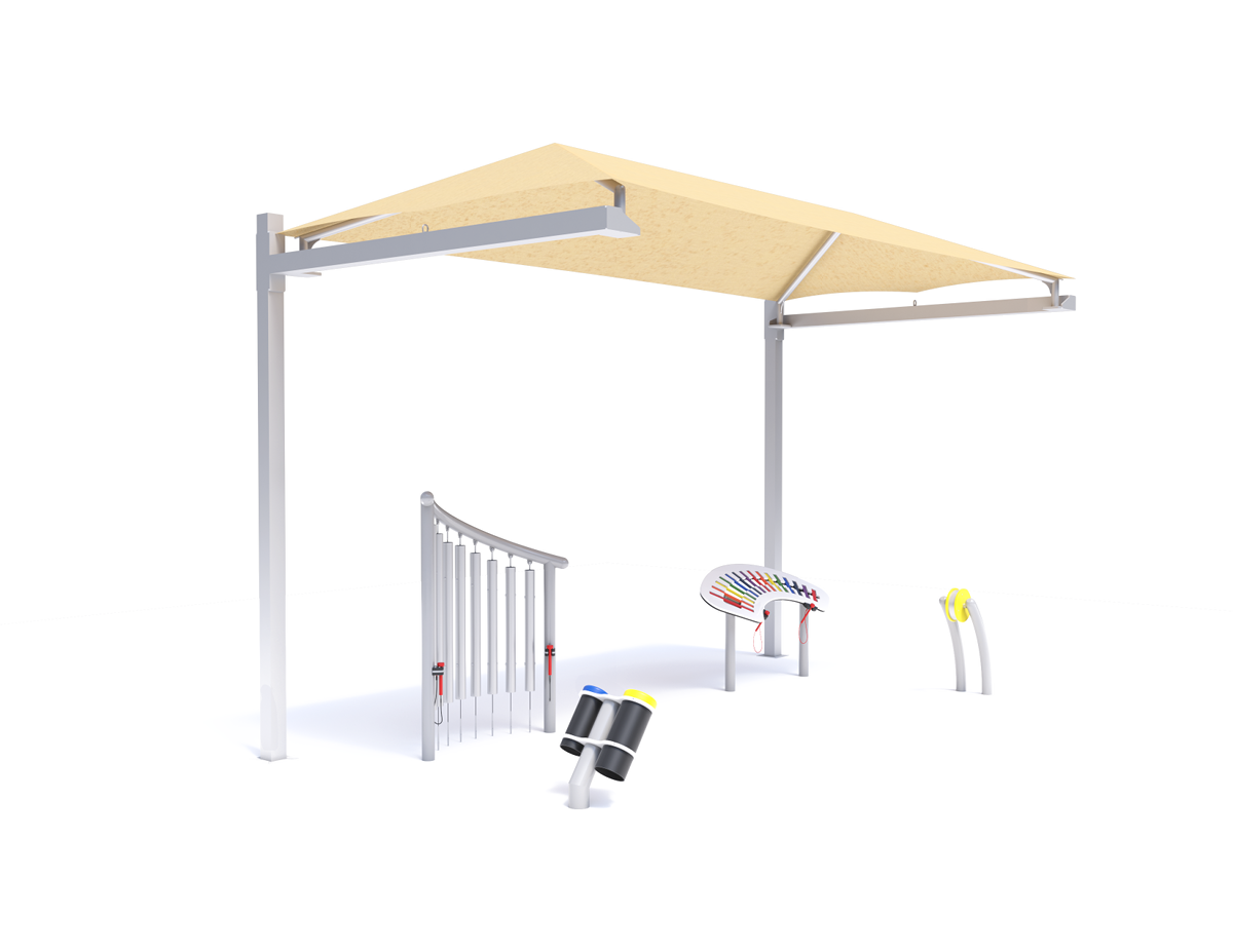 Play Shade Full Cantilever (MRPSC008)