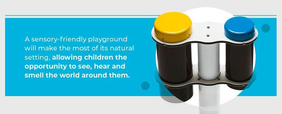 Sensory-Friendly Playground