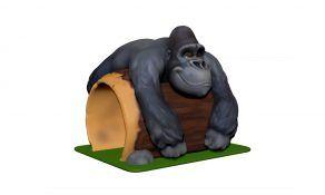 Gorilla Tunnel Climber
