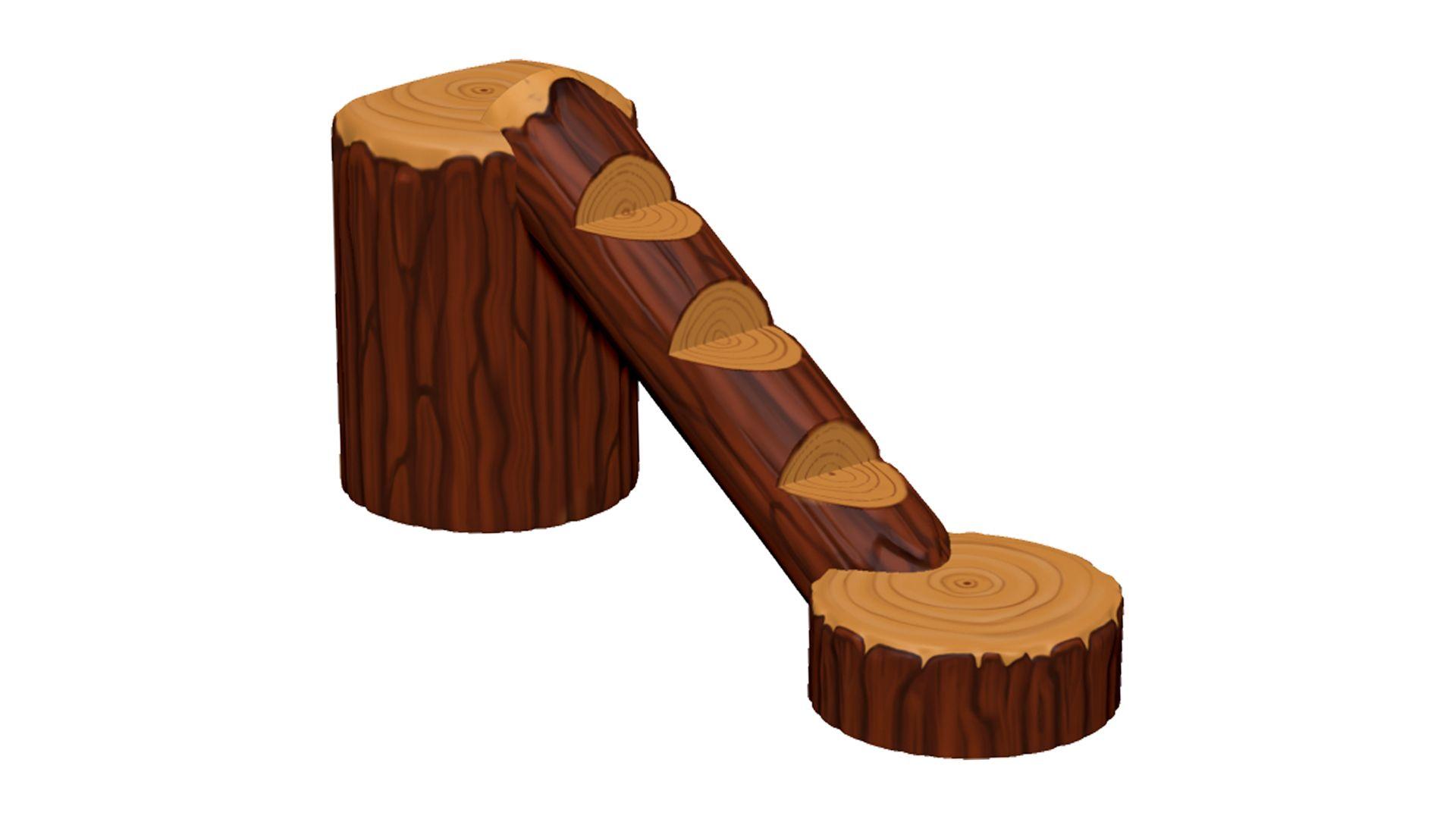 Tree Log Climber (MRTP2142M)