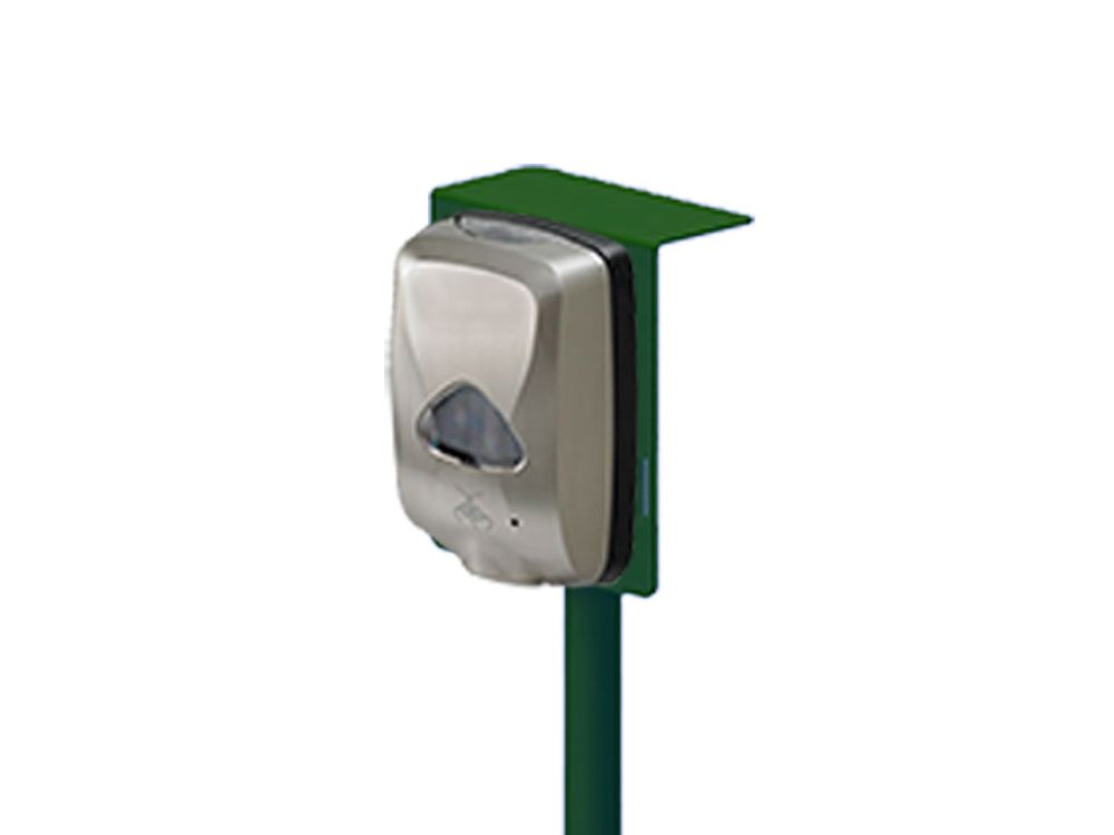 Hand Sanitizing Station - Surface Mount (MRHS480S)
