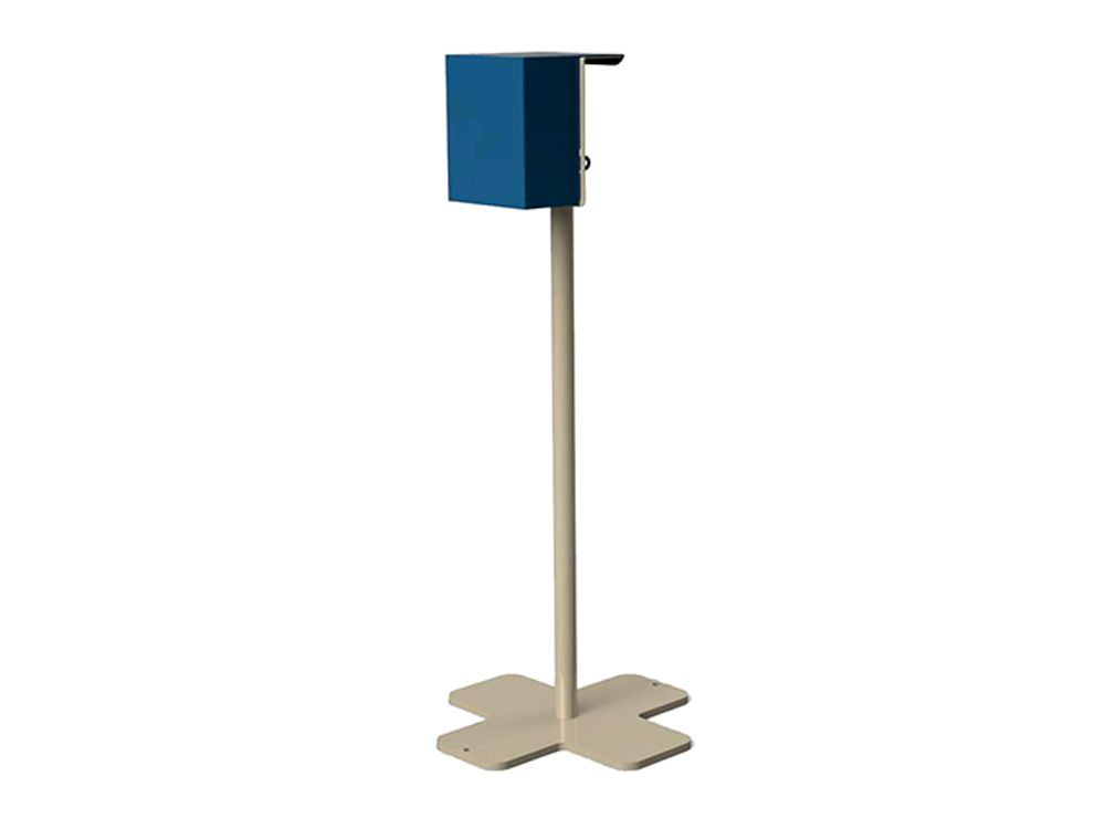 Hand Sanitizing Station with cover - Surface Mount/Portable (MRHS48CP)