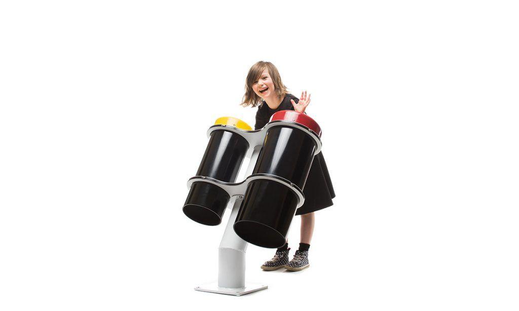 Concerto drum set