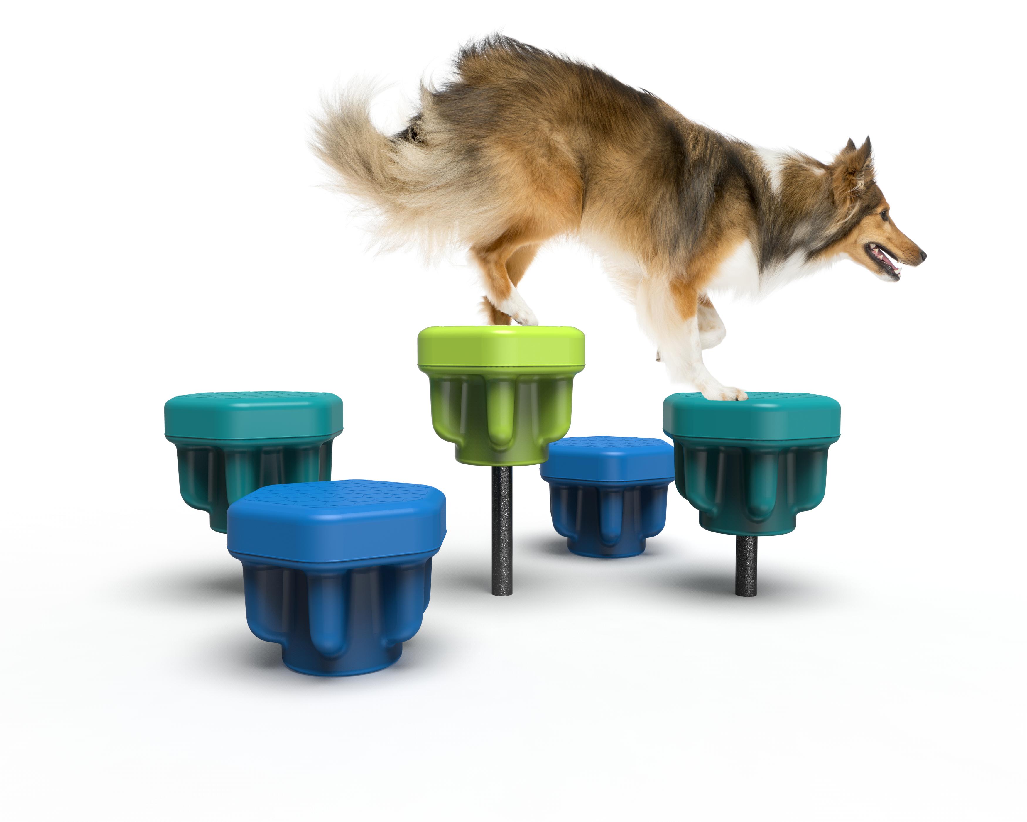 Dog Steppers (MRDP07)