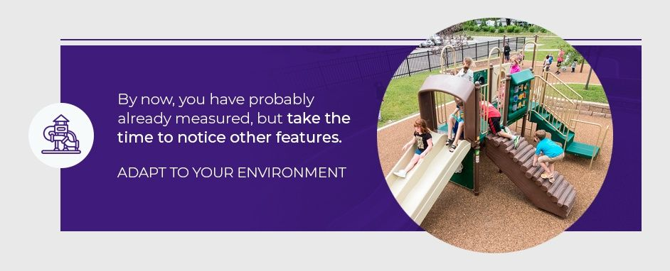 Take Notice Of Other Features For Your Toddler Playground