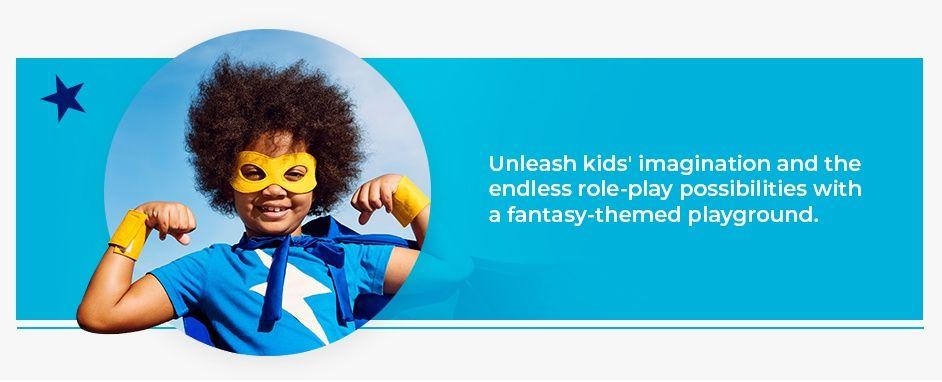 Unleash Kids' Imagination
