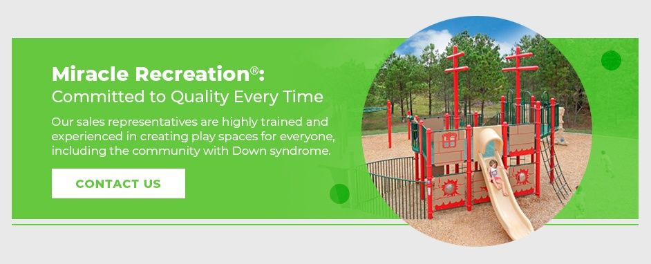 Miracle Recreation Is Committed To Quality Every Time