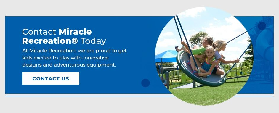 Contact Miracle Recreation For Innovative Playground Equipment
