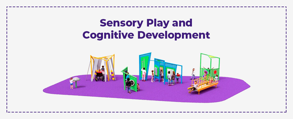 Playgrounds for children with hearing impairment