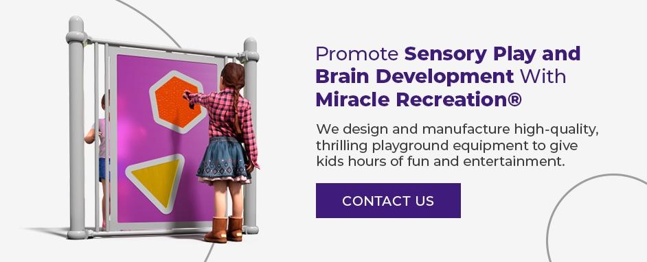 Promote sensory play