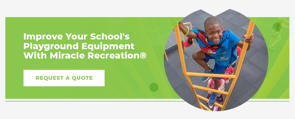 Improve Your Playground Equipment for your Students. Request a Quote!