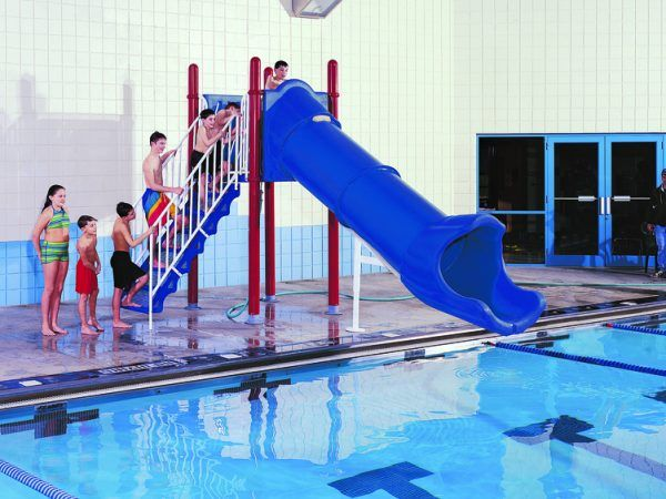 Commercial Pool Slides for Sale | Miracle Recreation