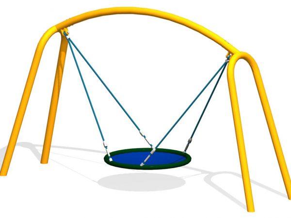 Accelerator Swing
