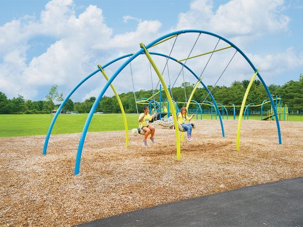 Viper swing set