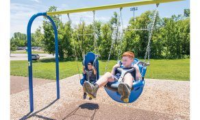 Inclusive Swing Seat