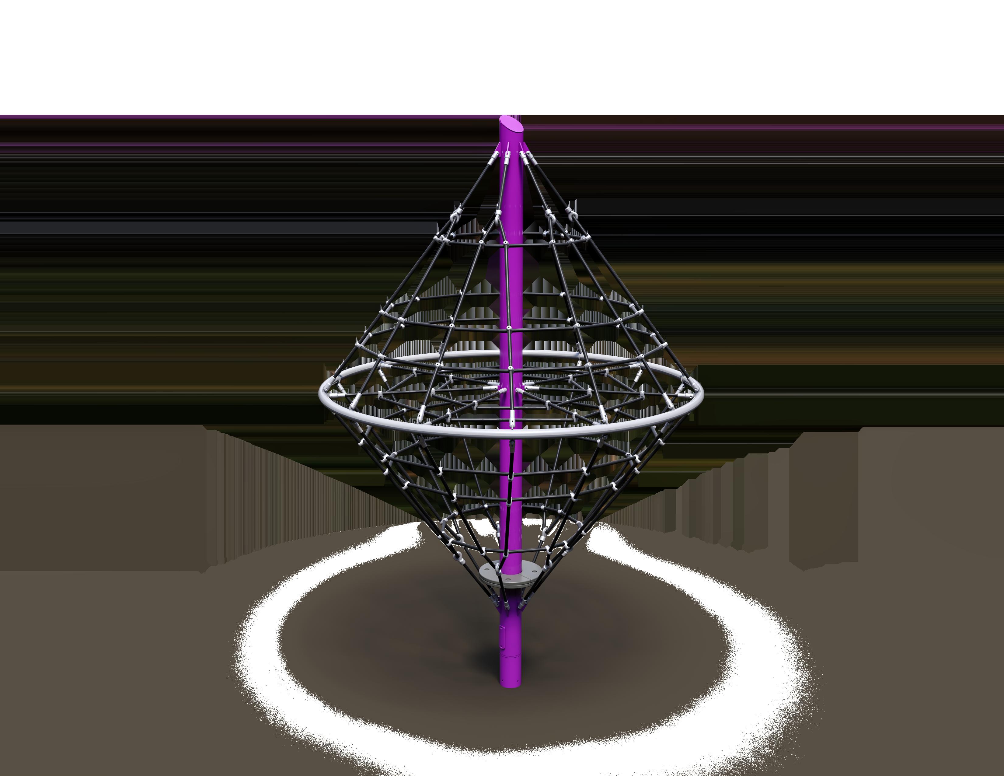 Cyclo Diamond Spinner