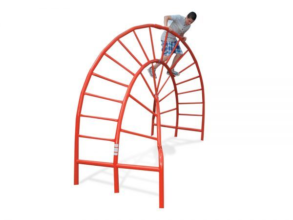 Commercial Flip-Flop Climber for Playgrounds