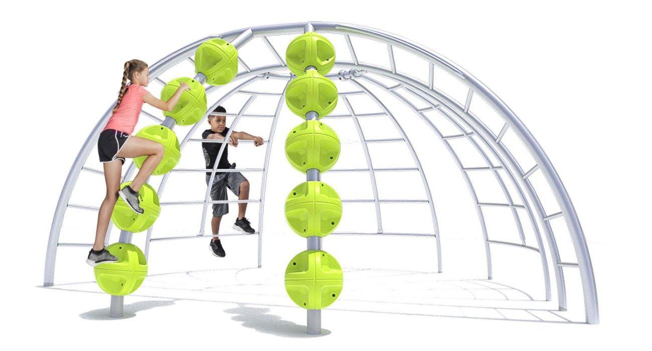 Dome Climber w/ Orbs FS
