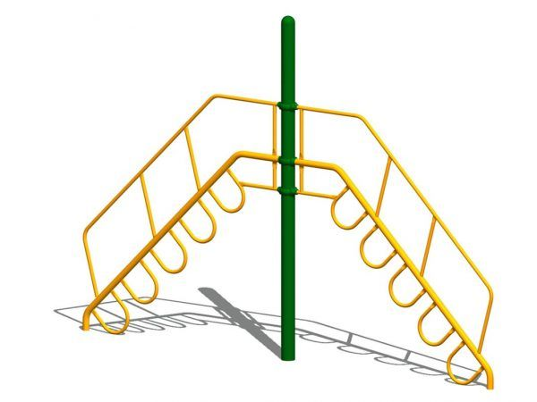 Peak Climber 2-Way with Handrails