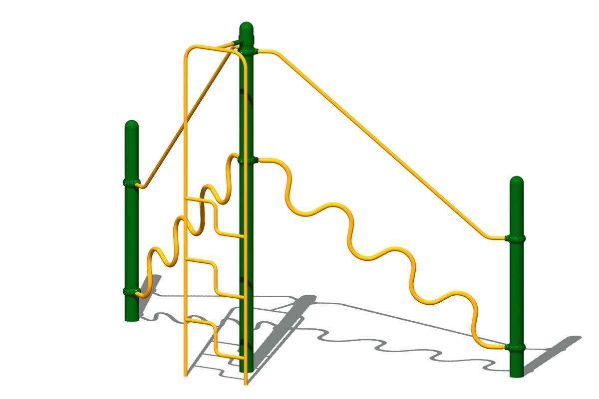 Wave Walker Climber, 2-Way, Add 1 Climber