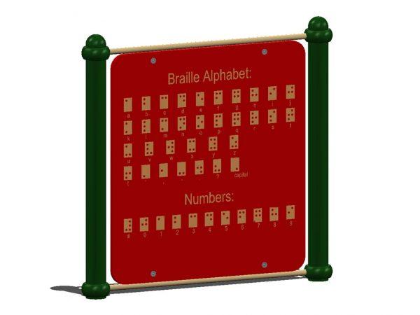 Braille Panel