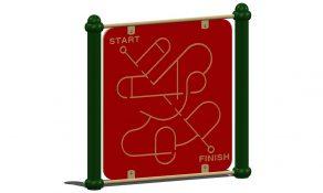 Finger Maze Panel