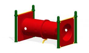 Straight Crawl Tubes (FS)