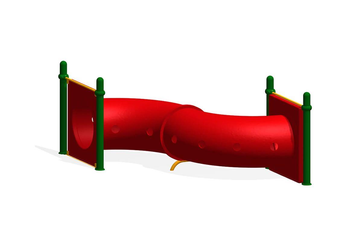 S-Shaped Crawl Tubes (FS)