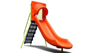 Groove II Slide – 5 ft – Freestanding