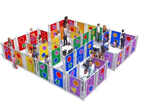Sensory Maze Large Maze