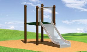 Double Wide Slide