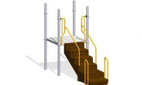 Big Timber Steps, Inline Transfer Point